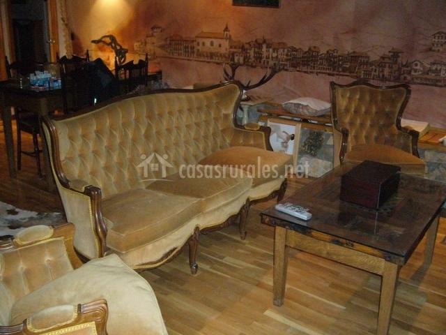 Sala de estar, sillones