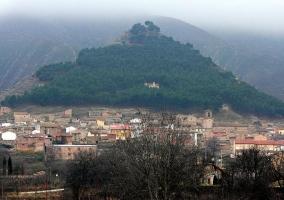 Casa rural en el monte