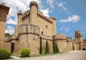Castillo de Sajazarra y Bodega