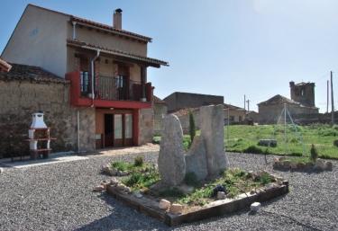 Casa rural El Tío Sordo - San Bartolome De Corneja, Ávila