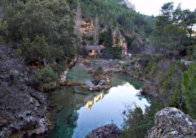Lago de Parque Natural del Ports