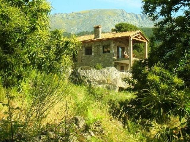 La hacienda de gredos casas rurales en guisando vila - Casa rural guisando ...