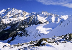 Monumento Natural de los Glaciares Pirenaicos