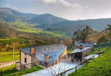 A Casa Nova - A Pontenova (Casco Urbano), Lugo