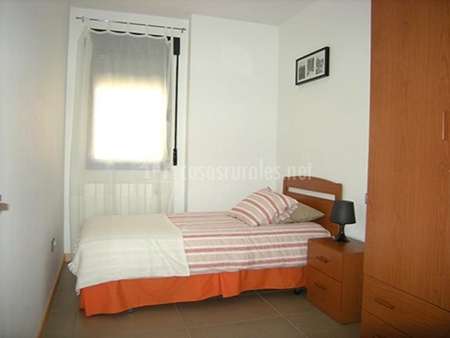 Dormitorio sencilla