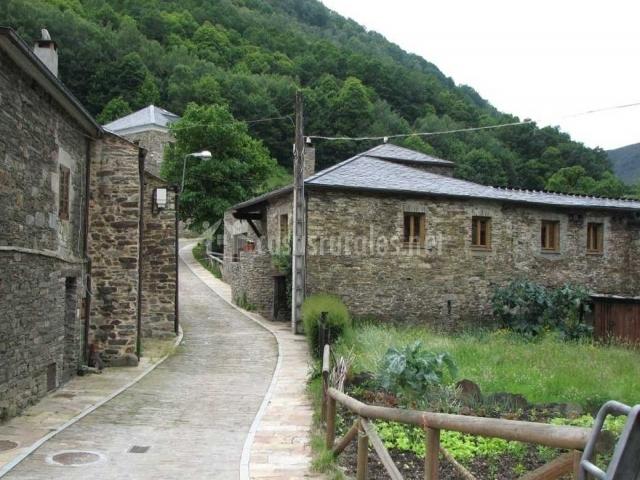 Apartamento a casoa ii en santa eulalia de oscos asturias - Casa pedro santa eulalia de oscos ...
