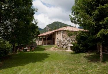 Mas Quintana de Ciuret - Vidra, Girona