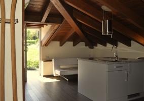 Cocina Casa Matín