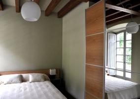 Dormitorio de Casa Solita