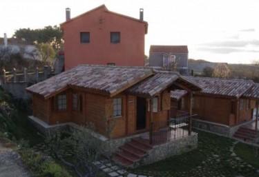 Cabañas Miraduero - Aldeadavila De La Ribera, Salamanca