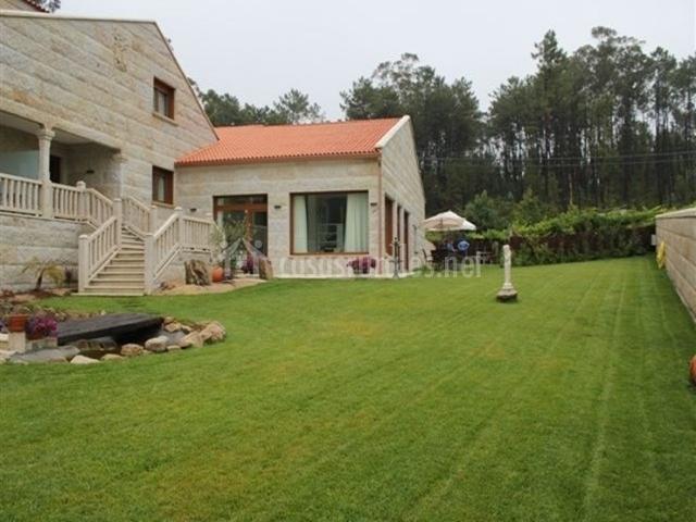Casa rural terra santa en cambados pontevedra - Casa rural cambados ...