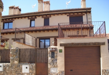 El Pajarón - Trescasas, Segovia
