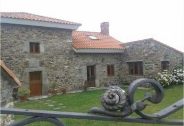 Casa de Aldea El Campizo - Novellana, Asturias