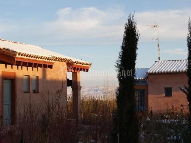 San miguel del valle ambl s hoteles rurales en el fresno for Hoteles en avila con piscina