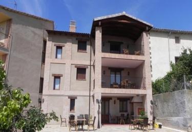 Apartamentos Casa Villacampa - Radiquero, Huesca