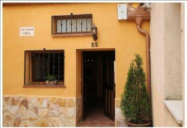La Casa Vieja - Tabanera Del Monte, Segovia