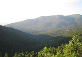 Valle de Valsaín