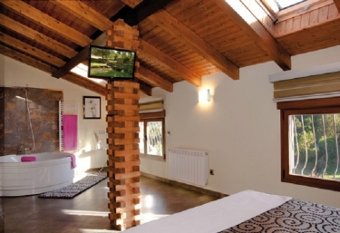 El Encanto - El Encanto del Sabinar - Casla, Segovia