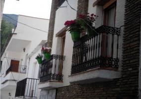 Fachada Casa Rosa