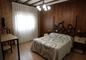Dormitorio Sierra Cebollera