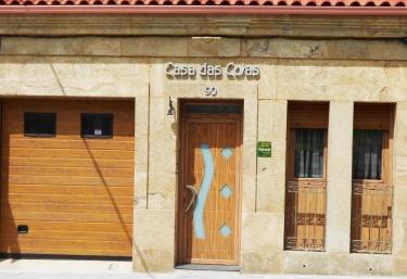 Casa Das Coias - Fonte (Reza ourense), Orense