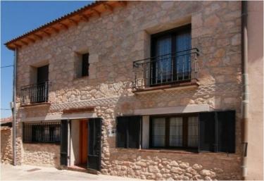 Casa Rural La Risca - Valdeprados, Segovia