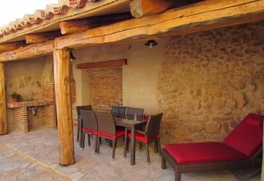 El Ventanico - Fuentes Calientes, Teruel