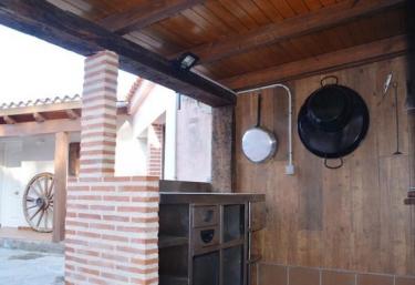 Pinarcillo de Gredos - Burgohondo, Ávila