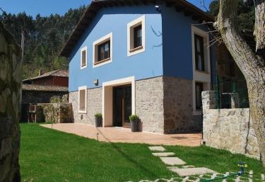 Casa de aldea El Toral - Llanes, Asturias