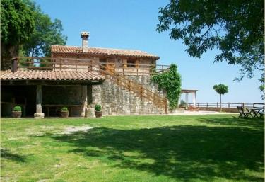 Masia d'Els Plans - Vidra, Girona
