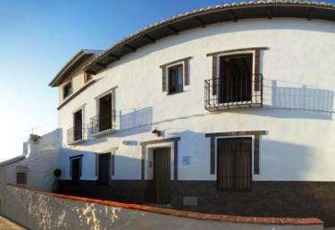 Hospedería Rural El Almendral - Zafarraya, Granada