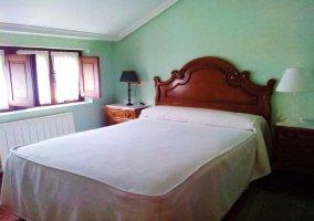 habitación completa