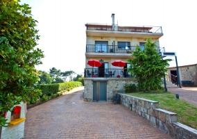 Hotel Rural Neixón: Habitaciones