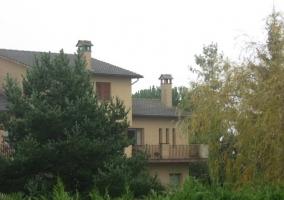 La casa desde fuera