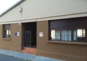 Fachada Casa Rural La Barbacana