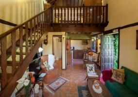 Estancia completa casa Castaño