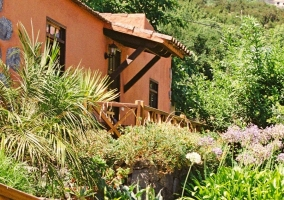 Plantas con fachadas
