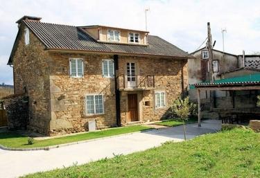 A Casa da Escola - Noia (Xavestre), A Coruña