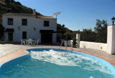 casas rurales con piscina en c rdoba