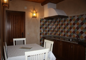 Casa sabory apartamento rural en hiendelaencina guadalajara - Casa rural hiendelaencina ...