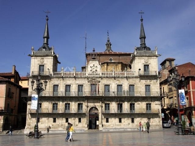 Casa Consistorial, León