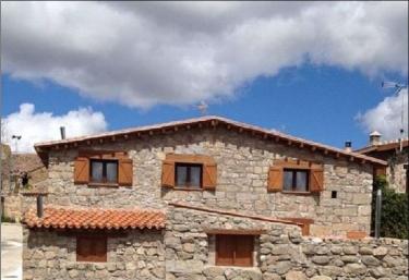 Mirador de las Águilas - Blacha, Ávila