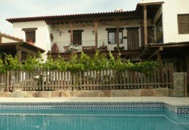 Casas rurales con piscina en mazarambroz - Casas rurales con piscina cerca de madrid ...