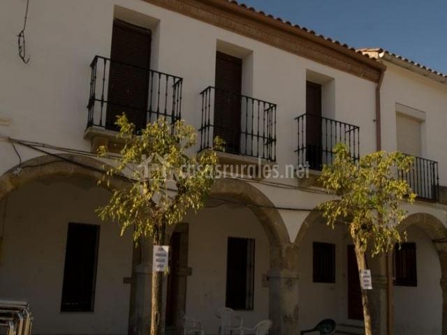 Casa rural trujillo casas rurales en santa cruz de la sierra c ceres - Casas rurales en santa cruz de la palma ...