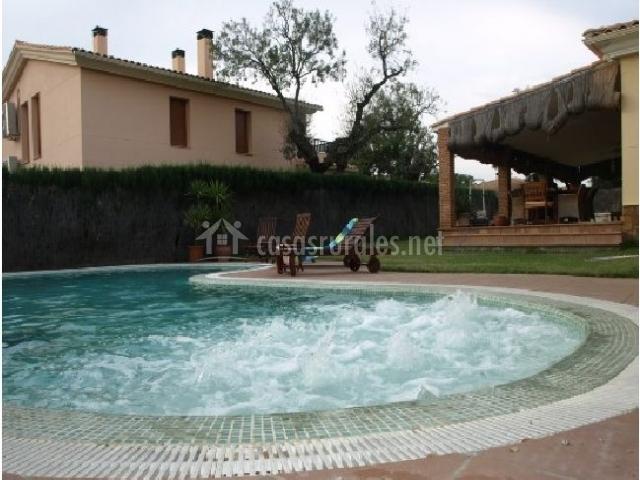 Casa navel casas rurales en santiba ez el alto c ceres for Casas rurales en caceres con piscina