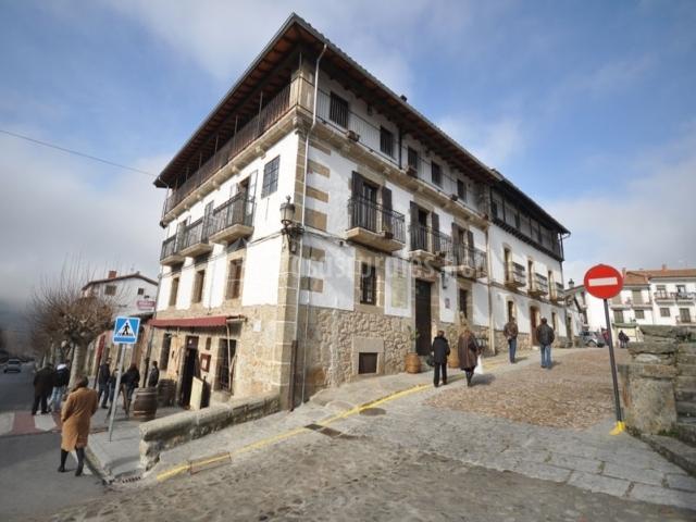 Posada Puerta Grande Boutique Hotel In Candelario Salamanca