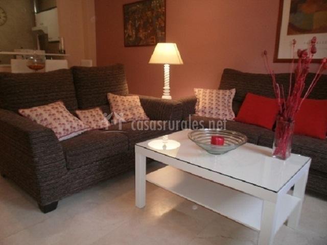 Apartamento juani en pedraza segovia - Cojines para sillones ...