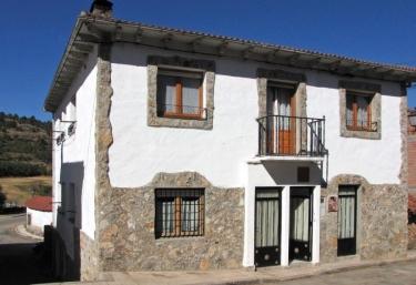 Casa de Petra - El Cerro - Vadillo, Soria