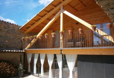 L'Estisora de Casa l'Hereu - Montcortes De Pallars, Lleida