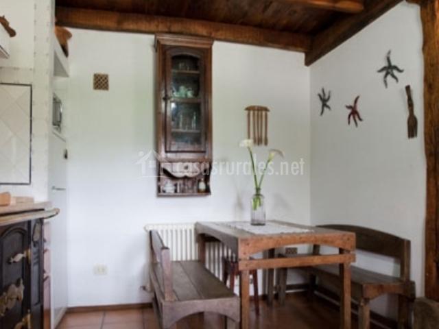 Momotegi casas rurales en oiartzun guip zcoa for Cocinas en oiartzun